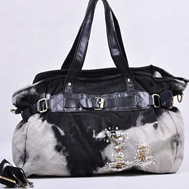 Handbags Print Cotton Canvas Fabric CV-Handbags-M