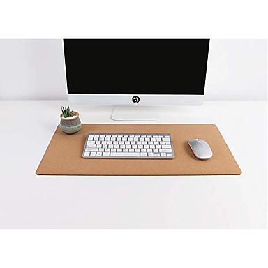 cheap Mouse Pad-RM600 Cork Mouse Pad 600*330*2.5mm Natural Large Size Desk Mat for Office