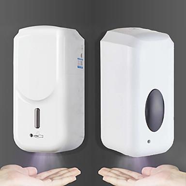 ieftine Casă & Grădină-distribuitor automat de lichide fără atingere volum mare 1000ml mașină de inducție automată distribuitor fără perete