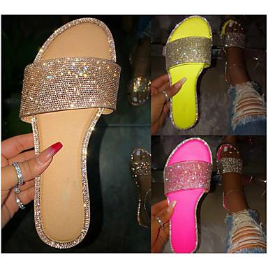 Sparkling Glitter, Women's Slippers