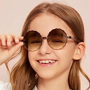 cheap Kids' Glasses-Infant Unisex Color Block Glasses Purple / Blushing Pink / Khaki