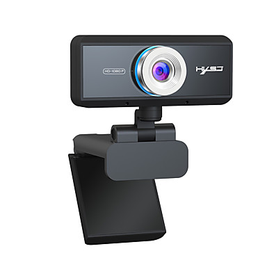 cheap Office Electronics-HXSJ Business Conference Webcam S4 HD+ 1080P Conference Call Home Video Streaming