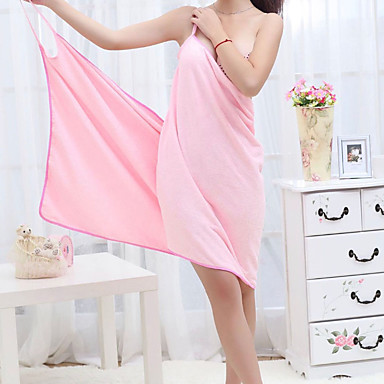 cheap Towels & Robes-New Home Textile Towel Women Robes Bath Wearable Dress Womens Lady Fast Drying Beach Spa Magical Nightwear Sleeping