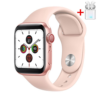 cheap Smartwatches-New call R50 smart watch W5.0 call smart bracelet 1.54 inch full touch  often bright screen