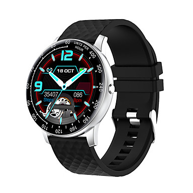 cheap Smartwatches-H30 Smart Watch Men DIY Watch face Full Touch Fitness Tracker Heart rate Blood Pressure Smart Clock Women Smartwatch
