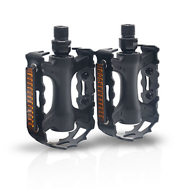 Black Y Aluminum Alloy Bike Pedals Road Bicycle Pedal Mountain Bike Accessories