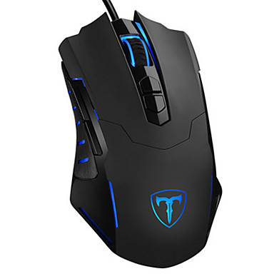 cheap Mice-LITBest MDNJ-1 Wired USB Gaming Mouse Led Light 5 Adjustable DPI Levels Keys