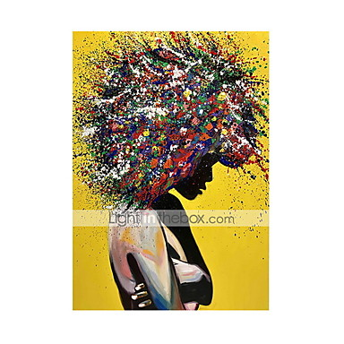 cheap Prints-Modern Graffiti Wall Art Canvas Posters and Prints Art Girls Colorful Canvas Paintings on The Wall Pictures Room Home Decor
