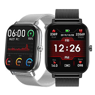 cheap Smartwatches-NO.1 Sports Tracker for Apple/ Samsng/ Android Phones, Multi-face Smartwatch Support Bluetooth Play Music/ Heart Rate/ Blood Pressure Measurement