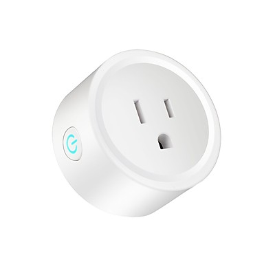 cheap Smart Plug-US Plug 16A smart Wireless plug   Smart Power Socket Remote Control Socket WiFi Smart Plug with Google Home Alexa