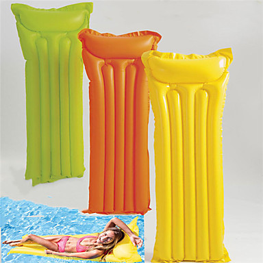 cheap Inflatable Ride-ons & Pool Floats-Inflatable Pool Float Kiddie Pool Pool Lounger Inflatable Pool Swimming Pool Party Favor PVC(PolyVinyl Chloride) Summer Pool Adults