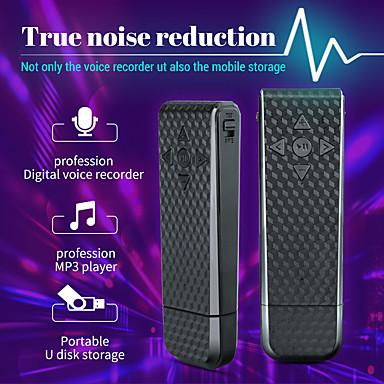 billige Bærbare lyd/videospillere-mp3 digital spiller profesjonell usb hd stemmeopptaker u disklagring