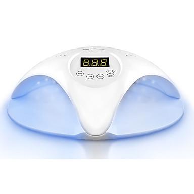 Χαμηλού Κόστους Ομορφιά και μαλλιά-στεγνωτήριο νυχιών 36 w για νύχια usb λαμπτήρα μανικιούρ 36w έξυπνη επαγωγική λάμπα / uv διπλή πηγή φωτός φωτοθεραπείας κινούμενη τρίτη ταχύτητα χρονισμού usb λάμπα ψησίματος