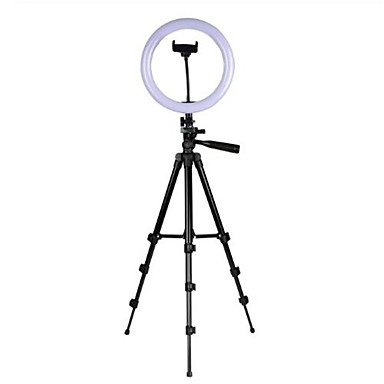 cheap Camera & Photo-Mobile Phone Fill Light Tripod Led Ring Light Landing Net Red Anchor Live Broadcast Bracket