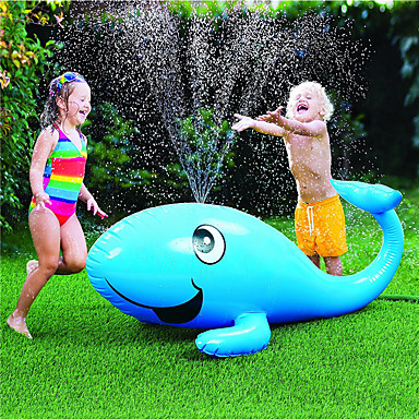 cheap Inflatable Ride-ons & Pool Floats-Inflatable Ride-on Inflatable Pool PVC(PolyVinyl Chloride) Summer Dolphin Pool Kid's