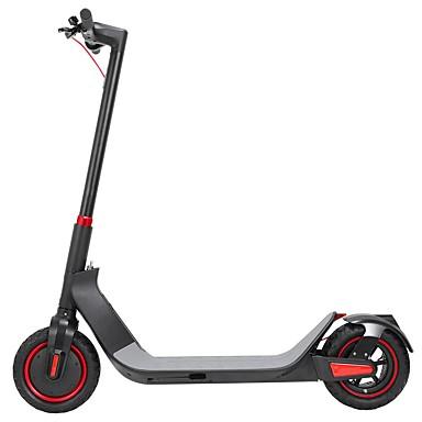 billige Automotiv-kugoo g-max elektrisk scooter 10 tommers pneumatisk dekk 500w børsteløs motor maks hastighet 35 km / t opp til 32 km rang 10,4ah batteri