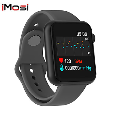 cheap Smartwatches-Smart Watch Women Men Smartwatch For Android IOS Electronics Smart Clock Fitness Tracker Silicone Strap Smart-watch