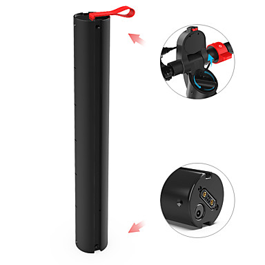 billige Automotiv-utskiftbart batteri for grundig sammenleggbar scooter 36v 6.4ah avtakbart batteri