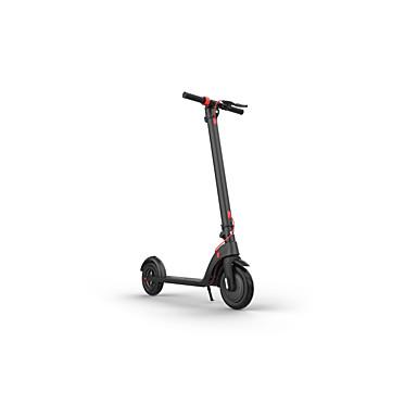 billige Automotiv-grundig sammenleggbar elektrisk scooter 350w motor 6,4ah avtakbart batteri lcd display sammenleggbar scooter for voksne 10 tommers oppblåsbare antiskli-dekk maksimal hastighet 25 km / t