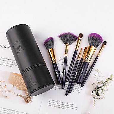 cheap Makeup & Skin Care-Professional Makeup Brushes 7 PCS Soft Adorable Artificial Fibre Brush Wooden / Bamboo for Foundation Brush Lip Brush Lash Brush Eyebrow Brush Eyeshadow Brush Makeup Brush Set