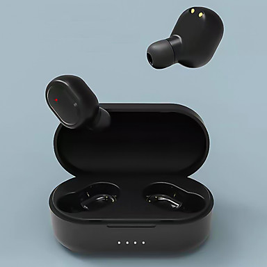 رخيصةأون بتوصيـات عاليـة-Litbest m1 tws سماعات أذن لاسلكية حقيقية معكرون مع صندوق شحن 300mah hd bluetooth v5.0 اتصال فوري مقاوم للماء سماعة رأس رياضية صغيرة مريحة لهاتف iphone xiaomi huawei samsung