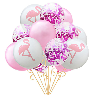 cheap Balloons-Party Balloons 10+5 pcs Turtle Leaves Party Supplies Latex Balloons Boys and Girls Party Birthday Decoration 12inch for Party Favors Supplies or Home Decoration