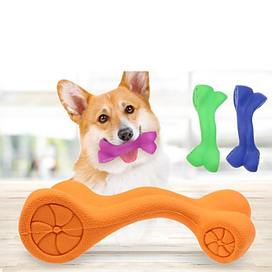 cheap Dog Toys-Chew Toy Dog Pet Toy 1pc Teething Rope Toy TPR Gift