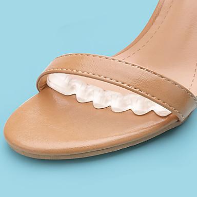 رخيصةأون اكسسوارات الأحذية-1 زوج مخفف الضغط نعال و حشوات خامة جيل أمامي كل الفصول للجنسين أبيض
