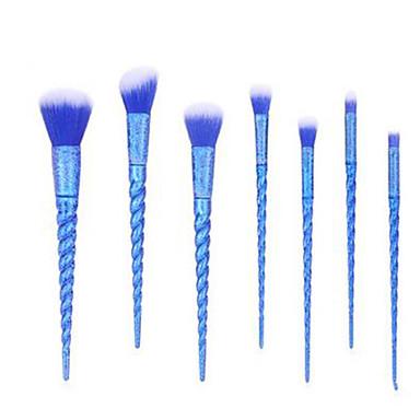 cheap Makeup Brush Sets-Professional Makeup Brushes 10pcs Professional Soft Full Coverage Comfy Plastic for Blush Brush Foundation Brush Makeup Brush Eyeshadow Brush