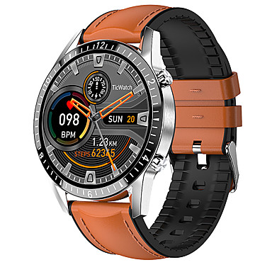 cheap Smartwatches-I9 Hybrid-face Smartwatch Support Play Music/ Bluetooth Call, Sports Stainless Steel Fitness Tracker for IOS/Android Phones