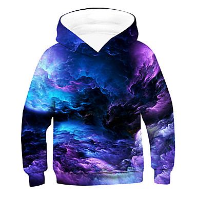 Galaxy, Boys' Hoodies & Sweatshirts, Search LightInTheBox
