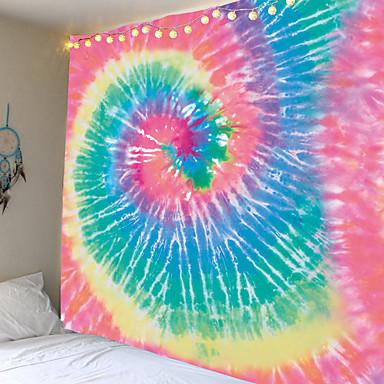 cheap Wall Tapestries-Indian mandala wall hanging tapestry spiral smudge beach carpet blanket tent travel mattress bohemian sleeping pad tapestry