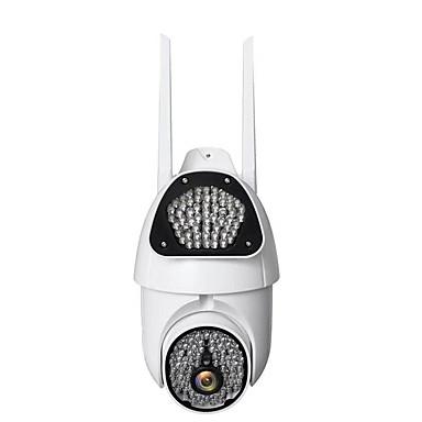 povoljno Zaštita i sigurnost-135 LED svjetla 1080p HD wifi ip kamera 2 mp u boji sigurnosna kamera za noćni vid dvosmjerna audio ip66 vodonepropusna kućna kamera za otkrivanje pokreta max podrška 128g