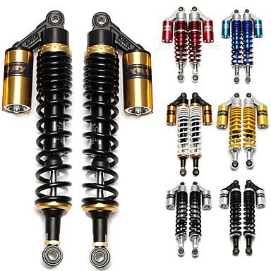 abordables Automotor-Suspensión del amortiguador trasero de la motocicleta de 320 mm 12.5 pulgadas para honda / yamaha / suzuki / kawasaki