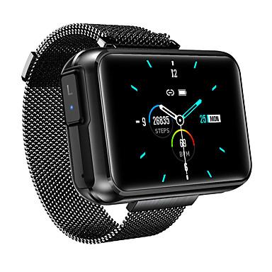billige Smart elektronikk-hs300 smartwatch & ørepropp 2-i-1-støtte bluetooth samtale / spille musikk / Siri, Bluetooth 280mah batterikapasitet fitness tracker for apple / samsung / android telefoner