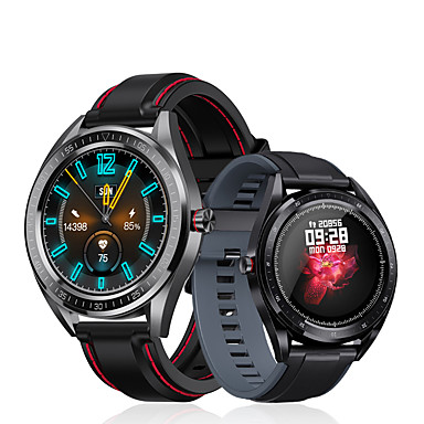 economico Elettronica smart-sn82 smart watch men fai da te frequenza cardiaca pressione ossigeno smart watch controllo musica ip68 impermeabile sport fitness tracker compatibile telefoni ios / android