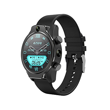 cheap Smartwatches-S10 4G smart watch IP68 class 50m waterproof 1360mAh large battery Facial recognition video chat NFC global call support
