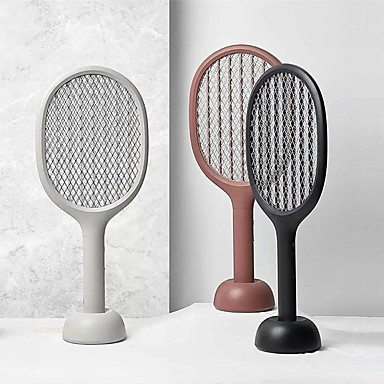 cheap Personal Protection-Xiaomi Multi-function Electric Mosquito Swatter Vertical Mosquito Lamp for Home Outdoor Indoor