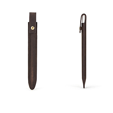 cheap Cell Phone Charms-Stylus Pens Portable PU Leather Apple