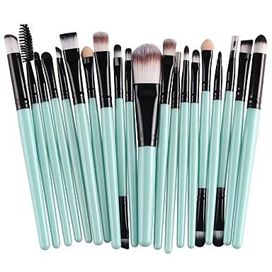 cheap Makeup Brush Sets-Professional Makeup Brushes 20pcs Professional Soft Full Coverage Comfy Plastic for Makeup Brush Set