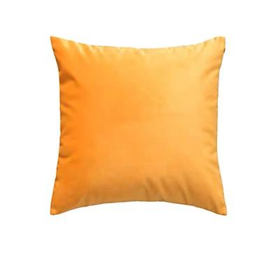 cheap Decorative Pillows-1 Pc Super Soft Velvet Pillow Covers Square Decorative Pillowcase for Bed Couch Sofa Bench Solid Color