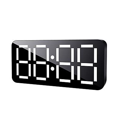 זול מוצרי צריכה אלקטרוניים-מצלמה נסתרת שעון מעורר 4k hd wifi מרגלים מצלמה מצלמת מיני מטפלת עם זיהוי תנועה ראיית לילה זווית רחבה וידיאו צילום HD