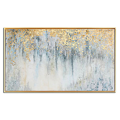 cheap Oil Paintings-100% Hand Painted Contemporary Abstract Oil Paintings Modern Decorative Artwork on Rolled Canvas Wall Art Ready to Hang for Home Decoration Wall Decor
