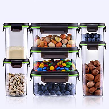 billige Kjøkken og matlaging-måltid prep premier matlager container pantry tritan organisasjon& matlagringsbeholdere med lufttette lokk flere spesifikasjoner