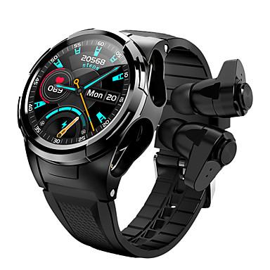 preiswerte Uhren Herren-696 S201 Unisex Smartwatch Intelligente Armbänder Bluetooth Touchscreen Herzschlagmonitor Blutdruck Messung Thermometer Gesundheit EKG + PPG Schrittzähler AktivitätenTracker Schlaf-Tracker Sedentary