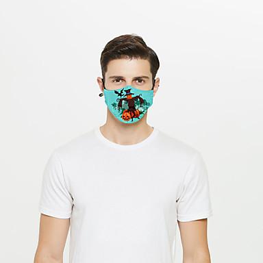 abordables Protection personnelle-masque anti-poussière en coton lavable masque d'halloween coton lavable mignon masque de coton de noël