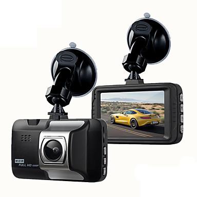 billige Bil-DVR-Dash Cam Auto 1080P 3 HD 1080P Car Camera Driving Recorder 170 Vidvinkel Dashboard Camera Car DVR Vehicle Dash Camera G-sensor