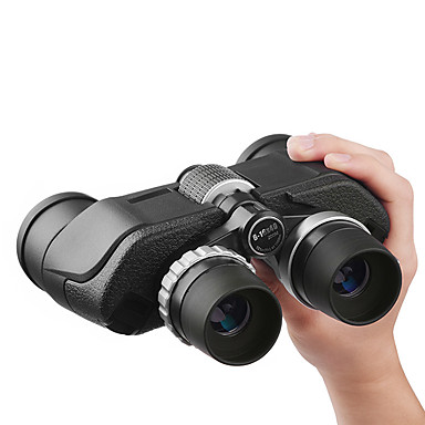 cheap Binoculars, Monoculars & Telescopes-16 X 40 mm Binoculars Lenses High Definition Carrying Case Wide Angle Zoom 101-1000 m Multi-coated BAK4 Camping / Hiking Performance Outdoor Exercise Metalic Spectralite PP+ABS