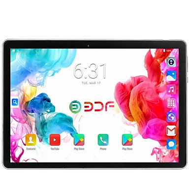 cheap Computers & Tablets-BDF M107 10.1 inch Phablet / Android Tablet (Android 9.0 1280 x 800 Octa Core 2GB+32GB) / 5 / Micro USB / SIM Card Slot / 3.5mm Earphone Jack / IPS