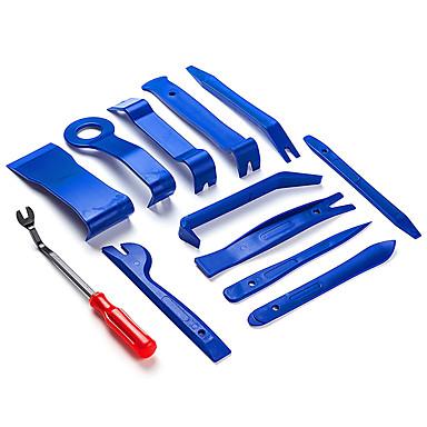 cheap Vehicle Repair Tools-Auto Radio Panel Interior Door Clip Panel Trim Dashboard Removal Tool Set DIY Car Repair Tool Kit 12pcs